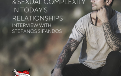 Modern Chivalry And Sexual Complexity In Todays' Relationships – With Stefanos Sifandos